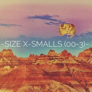 Other - Size X-Small (00-3)